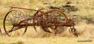 Old Farm Rake