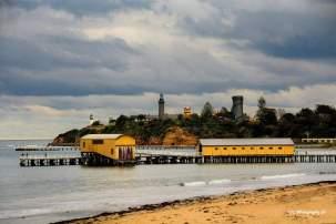 Queenscliff Pier, Victoria